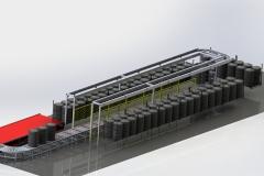 linea sequenziamento Pirelli brasile